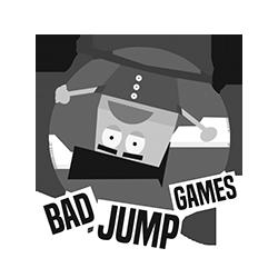 Bad Jump Games Logo